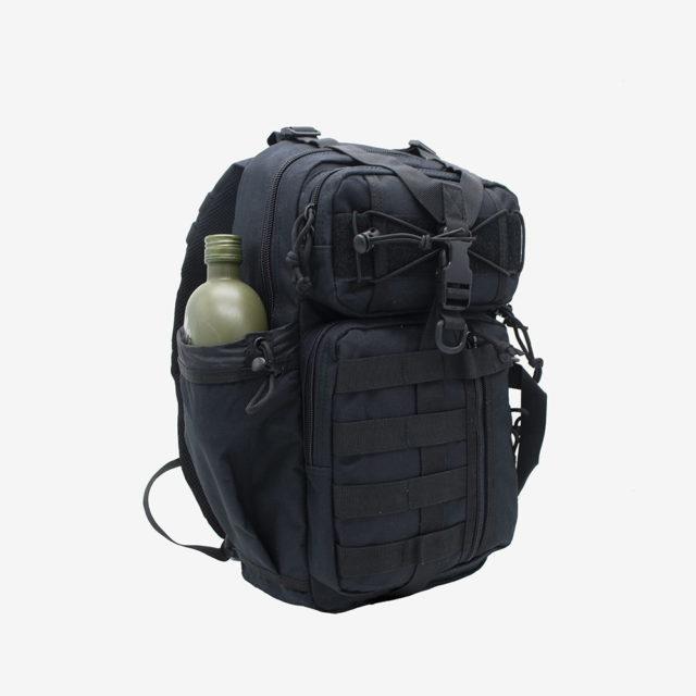 рюкзак через плечо