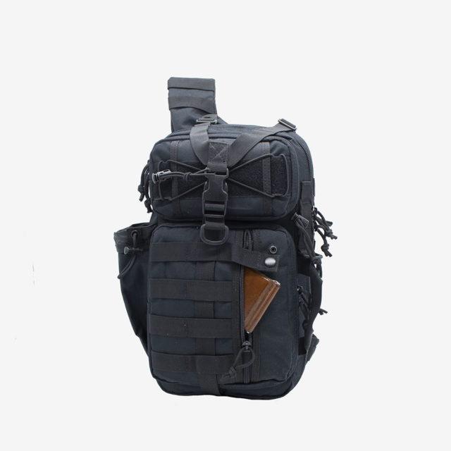 тактический однолямочный рюкзак купить в москве