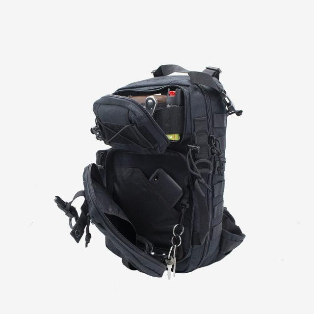 тактическая сумка однолямочный рюкзак