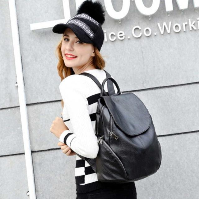 стильные рюкзаки для женщин