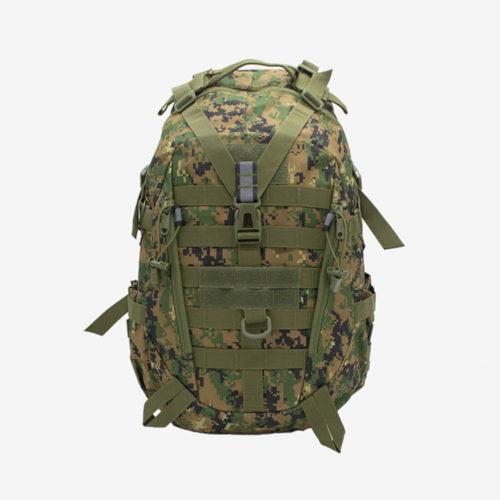 backpack Tactical Warrior digital woodland