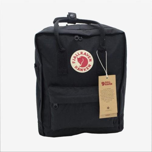 канкен черный рюкзак