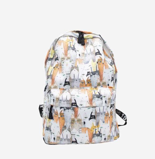 стильные рюкзаки для подростков девочек