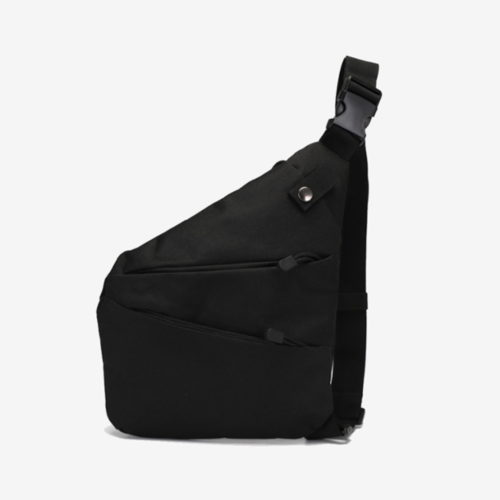 сумка кобура через плечо