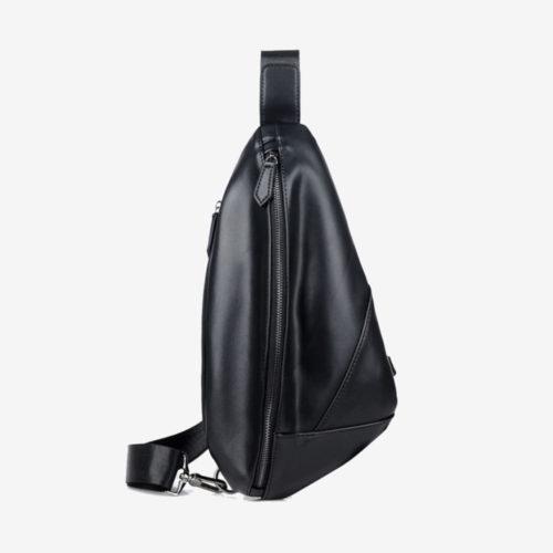 сумка мужская кожаная через плечо купить дешево