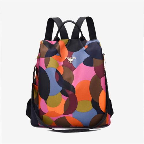 купить вместительный женский рюкзак