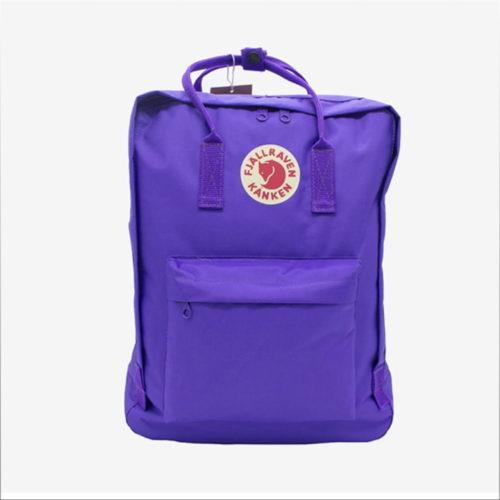 рюкзак канкен фиолетовый