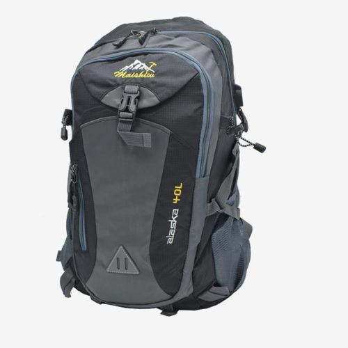 Рюкзак Alaska 40 L Standart черный