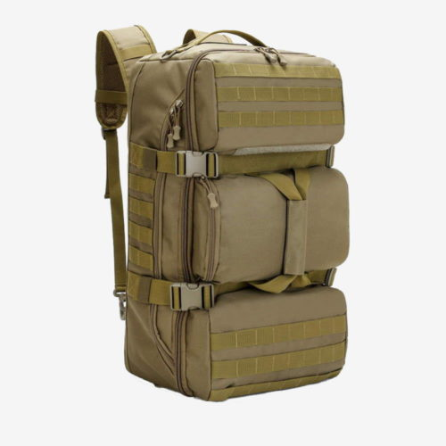 рюкзак-сумка GONGTEX Traveller Duffle хаки