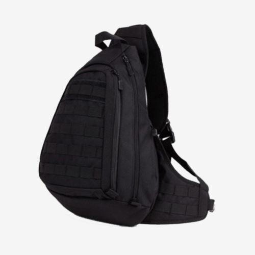 Рюкзак-слинг Black Hawk 007 черный