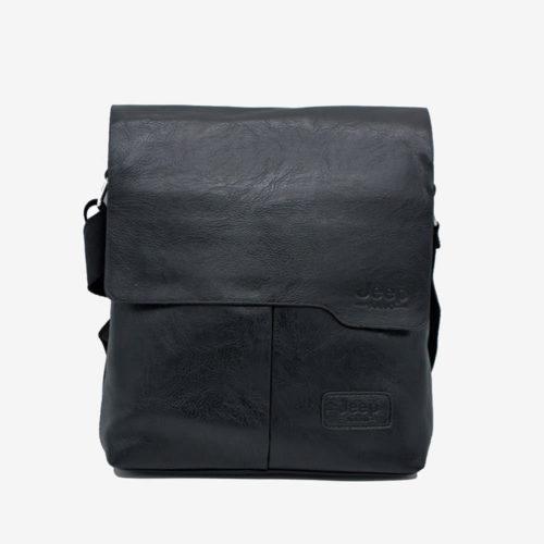 Сумка планшет Jeep Buluo черная