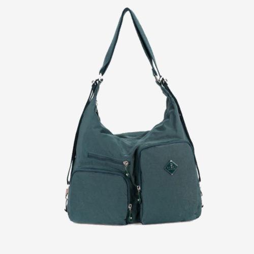 Сумка рюкзак BOBO oliva green