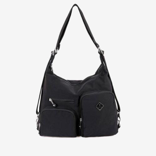 Сумка рюкзак BOBO черная